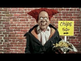 Chips - Angry Kid