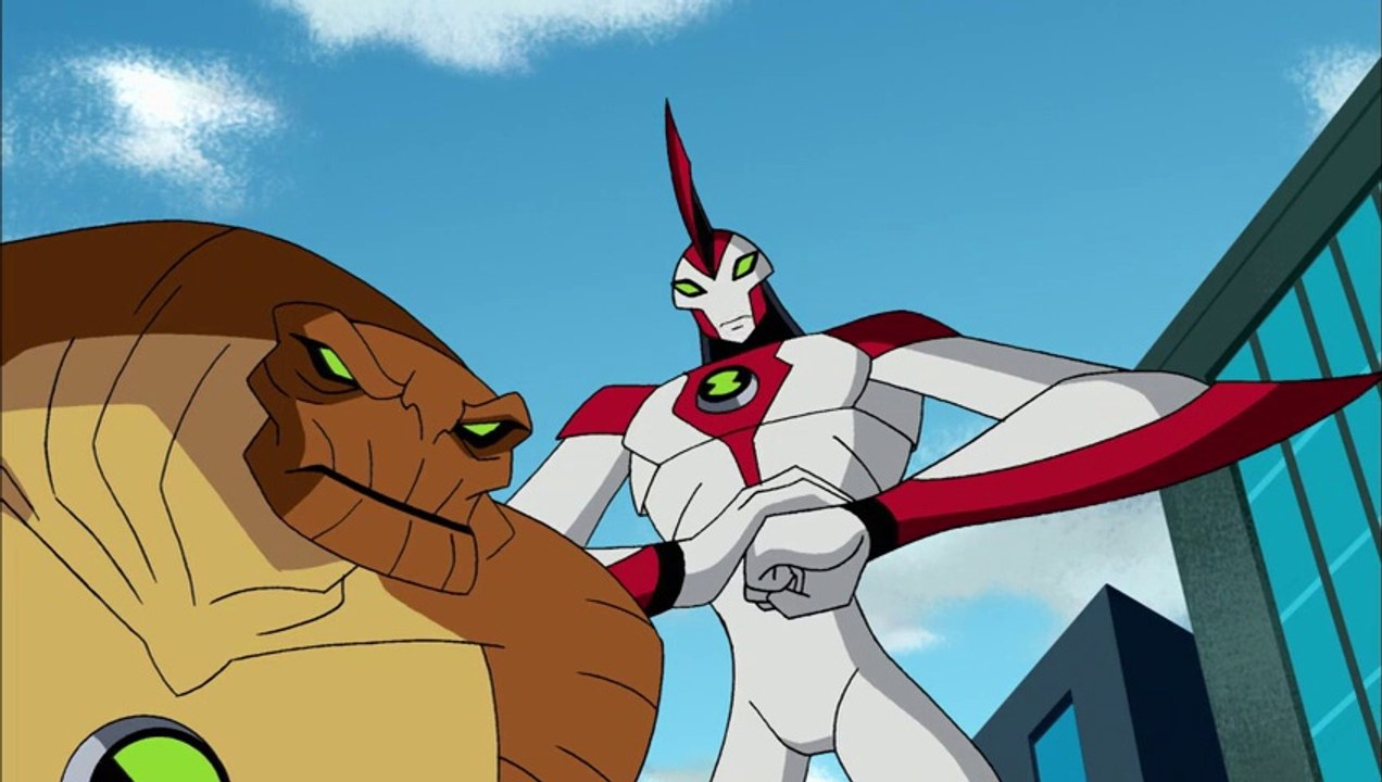 Ben 10 Ultimate Alien - Tamil - Inspector 13 - HD