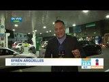Así están las gasolineras en la Ciudad de México ¿De verdad hay desabasto? | Noticias con Zea