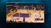 [ BASKETBALL ] NBA :  LES LAKERS DE LOS ANGELES BATTENT LES CHICAGO BULLS