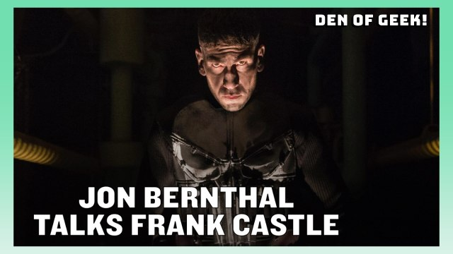 The Punisher Season 2 - Jon Bernthal and Giorgia Whigham Interview