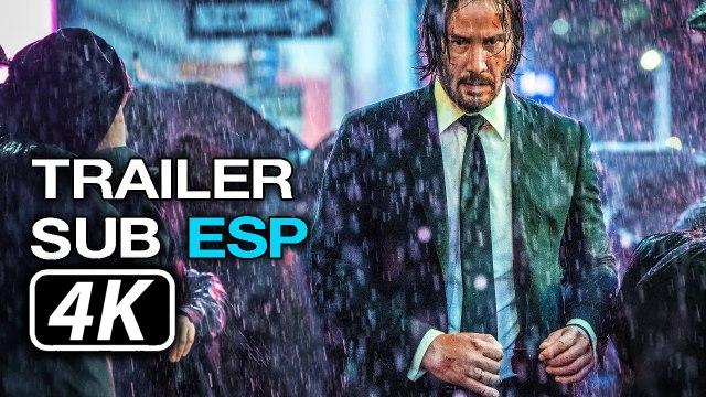 JOHN WICK 3: PARABELLUM   Trailer SUBTITULADO Español [ACTIVAR SUBTITULOS]