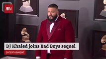 DJ Khaled Will Be In The New Bad Boys Movie With Will Smith And Martin Lawrence