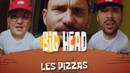 QUAND on LIVRE des PIZZAS et que... (Jeremy Nadeau - Lola Dubini - Vincent Scalera) #BIGHEAD Ep3