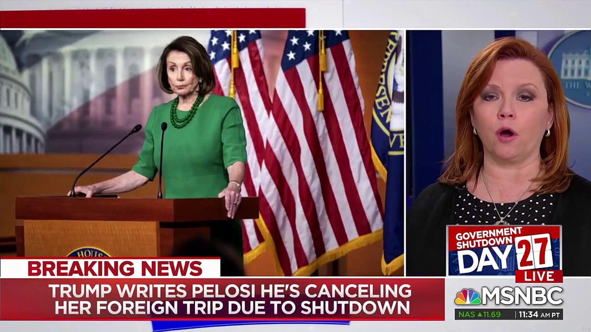 Democratic Congressman rips Trump as a 'man-baby' for retaliating against Trump