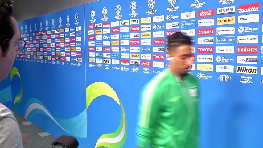 Reaction after Qatar beat Saudi Arabia 2-0 in the Asian Cup - video