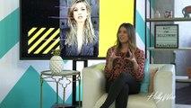 Katherine McNamara reveals her CELEBRITY CRUSH! | Katherine McNamara Interview