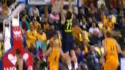 EuroLeague 2018-19 Highlights Regular Season Round 19 video: Gran Canaria 64-82 Fenerbahce