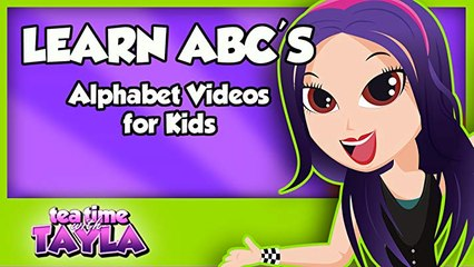 Learn ABC's | Alphabet Videos for Kids