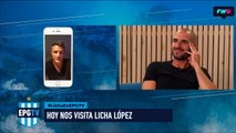 Mirá la imitación de Pillud a Lisandro López