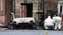 Irlanda do Norte: Polícia detém quatro homens após atentado