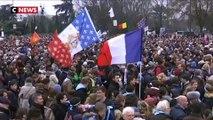 Une manifestation anti-avortement à Paris