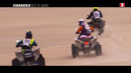 Best Of Quad - Dakar 2019
