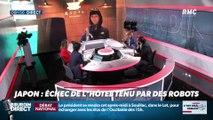 La chronique d'Anthony Morel : Echec de l'hôtel tenu par des robots au Japon - 18/01