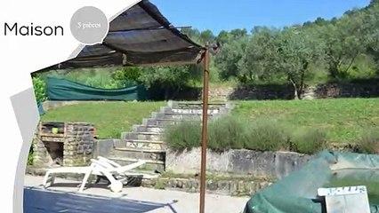 A vendre - Maison/villa - Mons (30340) - 5 pièces - 93m²
