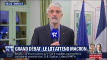 """""""Le dialogue était rompu depuis trop longtemps."""" Le maire de Souillac s'apprête à recevoir Emmanuel Macron"""