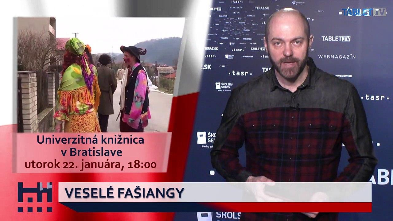 POĎ VON: Veselé fašiangy a Muzikantský ples