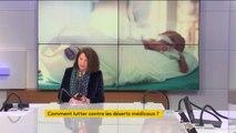 """""""La maternité de Bernay fait partie d'un hôpital qui n'est pas certifié par la Haute autorité de santé"""", précise Agnès Buzyn"""