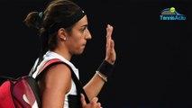 """Open d'Australie 2019 - Caroline Garcia battue par Collins : """"C'est allé très vite... !"""""""