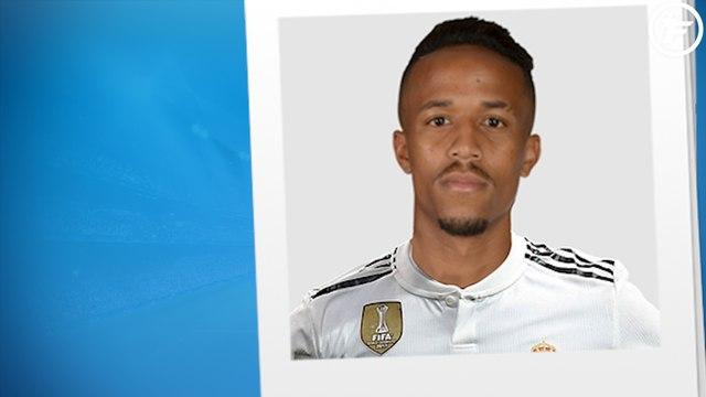OFFICIEL : Éder Militão signe au Real Madrid  !