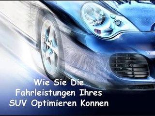 Wie Sie Die Fahrleistungen Ihres SUV Optimieren Konnen