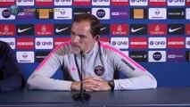 Replay : Conférence de presse de Thomas Tuchel avant Paris Saint-Germain EA Guingamp