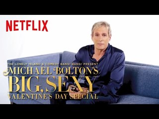 Michael Bolton's Big, Sexy Valentine's Day Special Resource | Learn