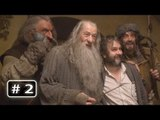 The Hobbit Behind the Scenes B-Roll Part 2