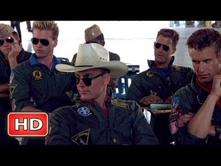 "Top Gun Movie Clip ""That's classified"""