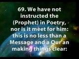 Surah Ya Sin Yasin- Sheikh Al-Ghamidi (Part 2)
