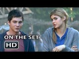 PERCY JACKSON 2 On the Set Making-Of Video [Part 2]