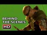 RIDDICK Behind the Scenes Video [B Roll]