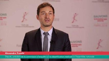 Interview Alexandre FRESCHI