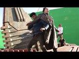 "STAR TREK INTO DARKNESS Dvd & Blu-Ray Bonus ""Spock and Khan fight"""