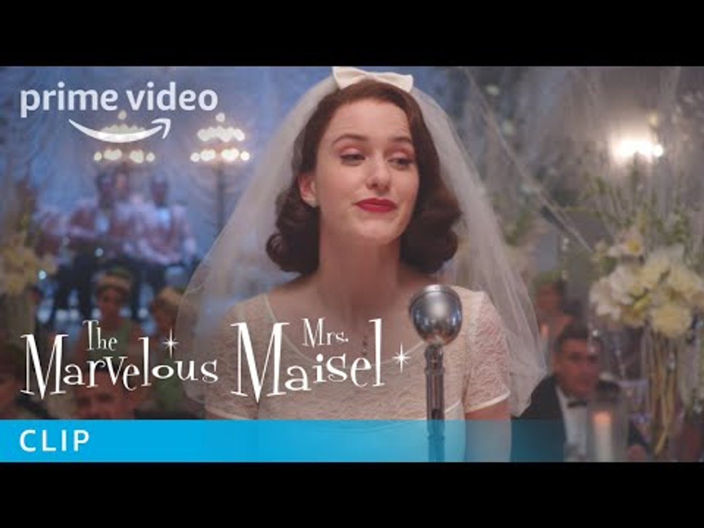 3b591e4ba25a The Marvelous Mrs. Maisel - Clip: Wedding | Prime Video