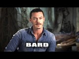 """Bard is Afraid of the Dragon"" The Hobbit 2 : Luke Evans - Interview"