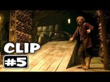"""Dwarves and Barrels"" THE HOBBIT 2 The Desolation of Smaug Movie Clip # 5"