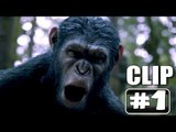 """[Movie Clip] """"Apes Vs Humans"""" DAWN OF THE PLANET OF THE APES"""