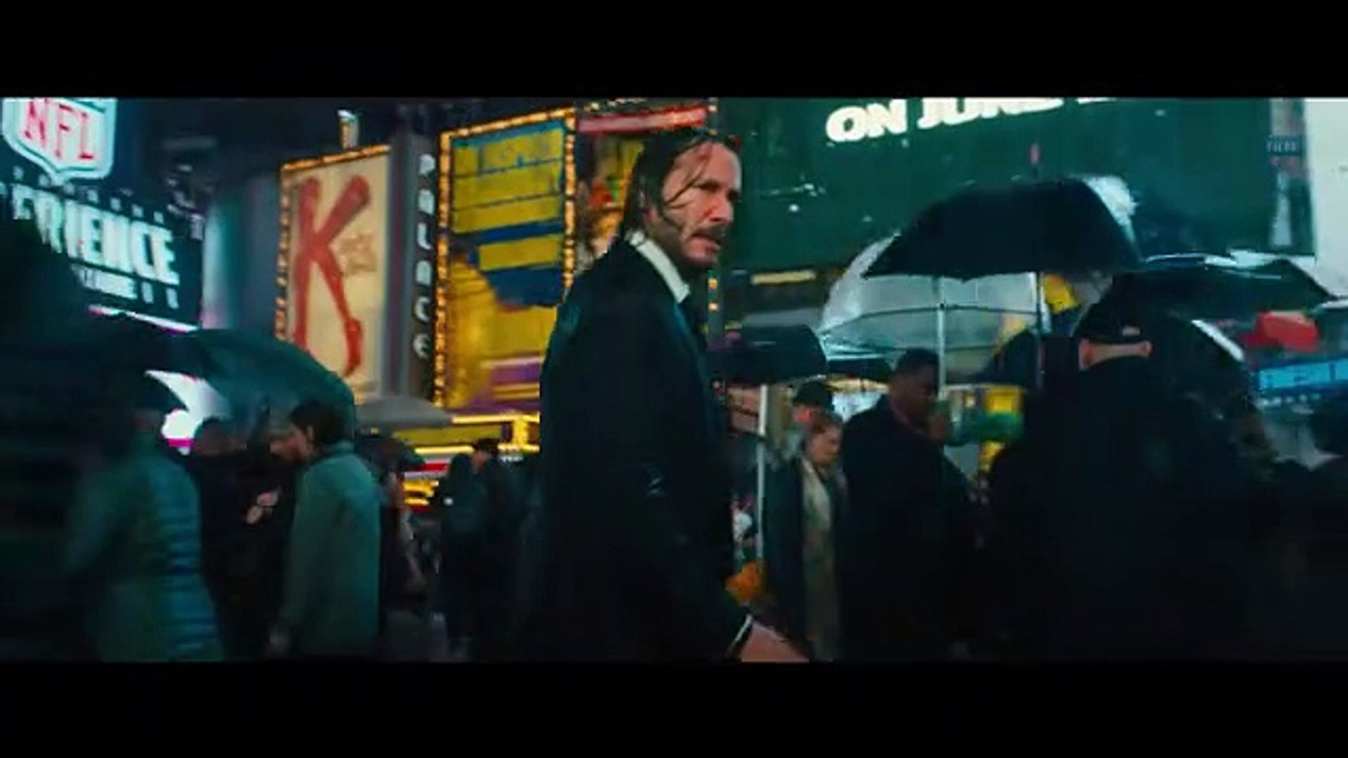 JOHN WICK CHAPTER 3 Official Trailer- Parabellum (2019) - Youtube