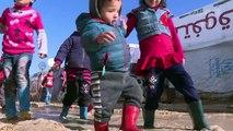 Liban: les réfugiés syriens endurent leur pire hiver