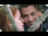 """""""Take off your shirt"""" - THE HUNTSMAN WINTER'S WAR Movie Clip"""