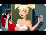 BATMAN AND HARLEY QUINN Trailer + Featurette (2017, Animation)