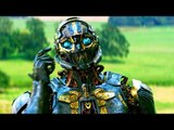 """TRANSFORMERS 5 First Movie Clip : """"Mad Robot VS Hot Rod"""" (2017)"""