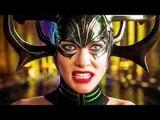 "THOR Ragnarok ""Hela Fights Thor"" Trailer ✩ Thor 3, Marvel (2017)"