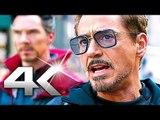 """AVENGERS INFINITY WAR """"Black Order VS Avengers"""" Movie Clip (4K ULTRA HD)"""