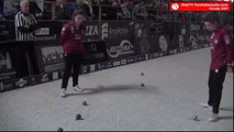 Finales PPF 2019 à Fréjus : Pour une place en quart du féminin COLOMBET vs BOURRIAUD