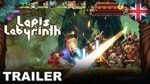 Lapis x Labyrinth - Trailer date de sortie