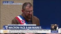 """""""Arrêtez de stigmatiser, de mépriser, d'opposer"""", le maire de Saint-Cirgues, dans le Lot, reproche à Emmanuel Macron ses sorties polémiques"""