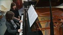 Sandro Paoli, 9 ans, le pianiste prodige