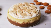 Banana Pudding Cheesecake Is The Best Of Both Worlds